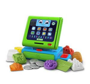 7. LeapFrog Count Along Cash Register