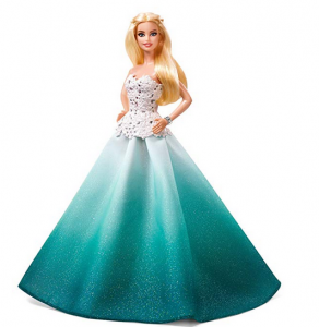 8. Barbie Holiday Doll