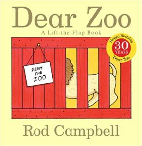 A Lift-the-Flap Book by Rod Campbell