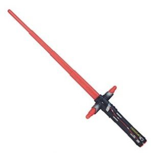 Star Wars The Force Awakens Kylo Ren Lightsaber