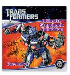 Transformers Ultimate Storybook Collection by Hasbro