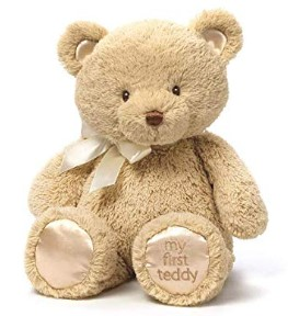 Gund My First Teddy Bear