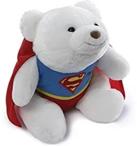 Gund Superman Snuffles