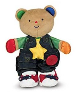 Melissa & Doug K's Kids Teddy Wear Plush