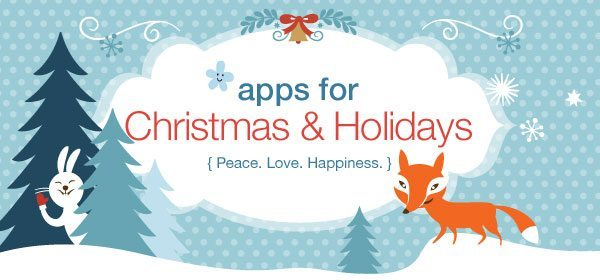 Wondrous Christmas Holiday Apps Archives Best Apps For Kids Easy Diy Christmas Decorations Tissureus
