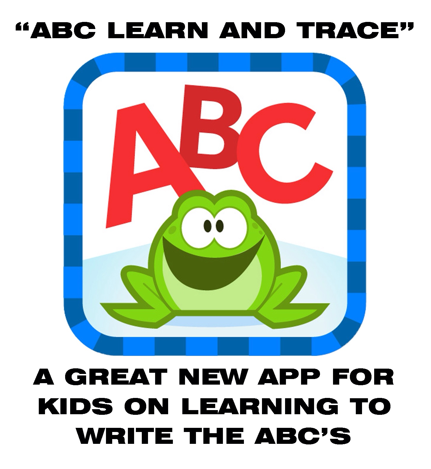 ABC Learn and Trace Letters | | BestAppsForKids.com