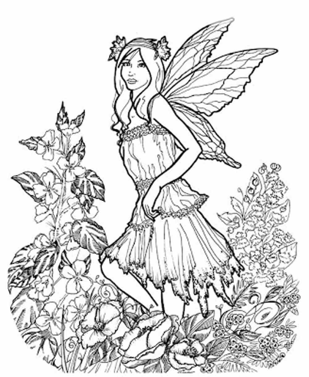 Spring Coloring Pages For Adults Fair Springcoloringpagesforadults   Bestappsforkids