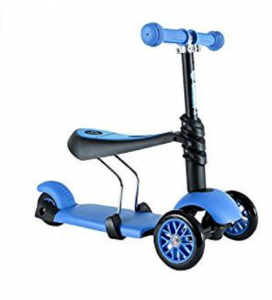 5. Y Glider 3 in 1 Scooter