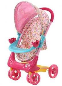 Baby Alive Doll Stroller Travel System