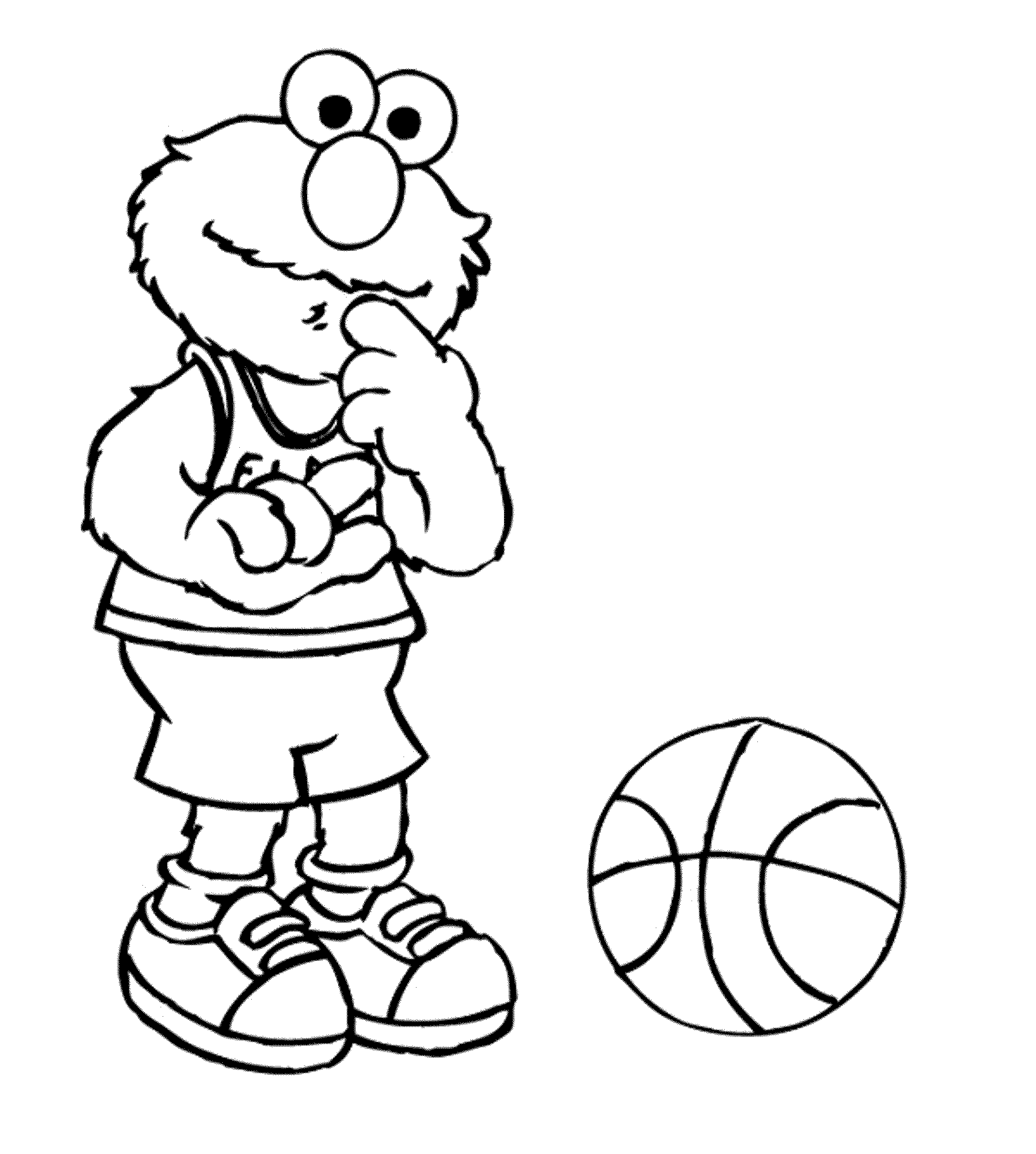 - Cartoon-basketball-coloring-pages BestAppsForKids.com