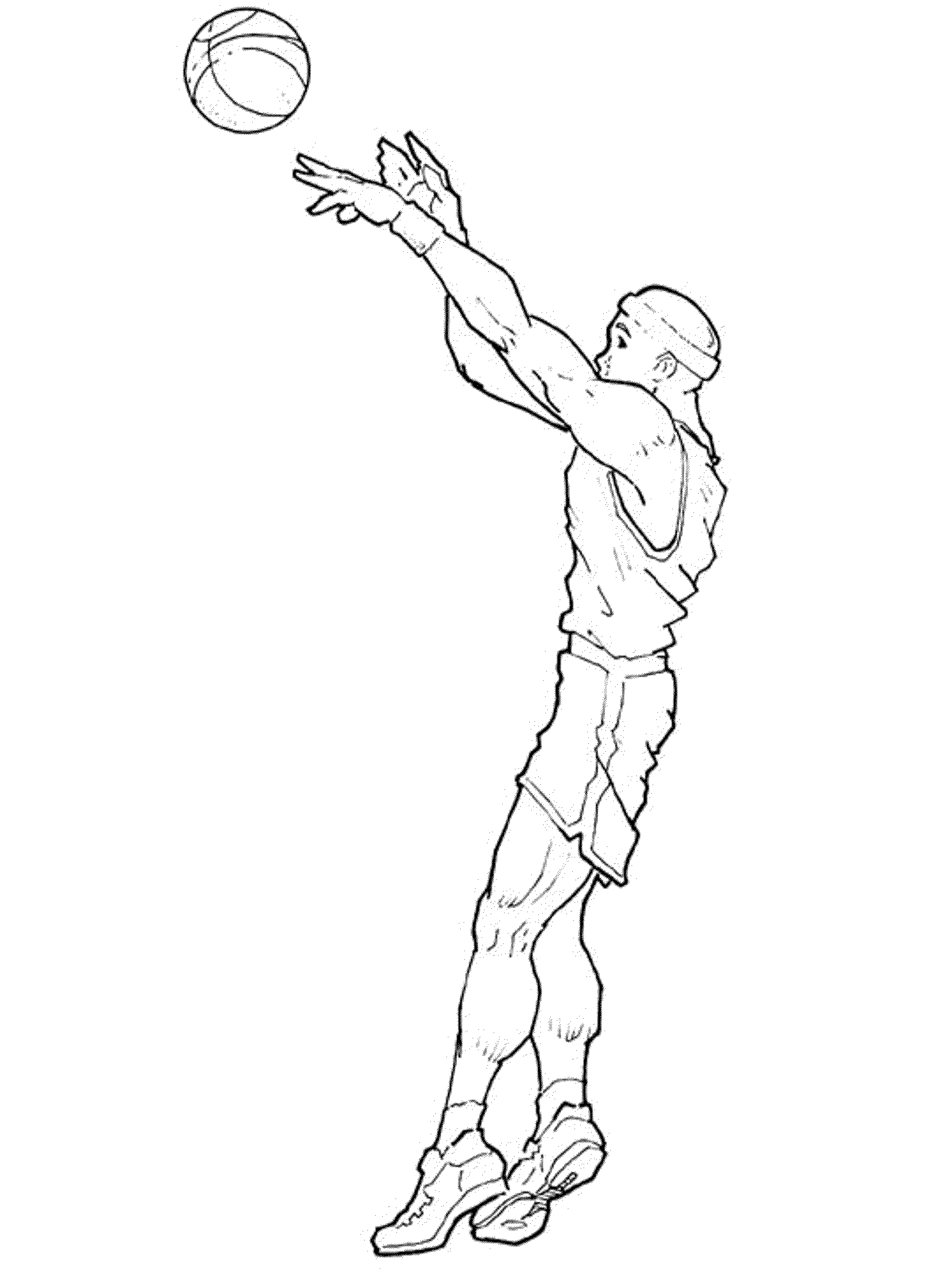 printable-basketball-coloring-pages | | BestAppsForKids.com