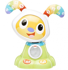 1. Fisher-Price Dance and Move Beat Bow Wow