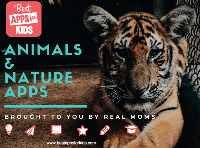 animal & nature apps
