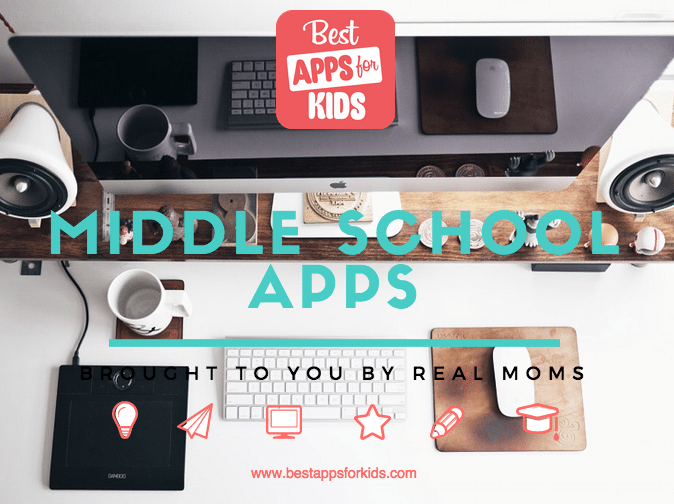 middle school apps