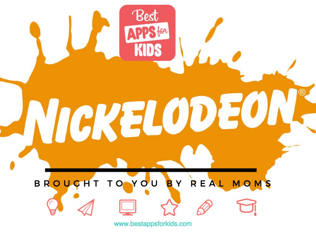 nickelodeon apps