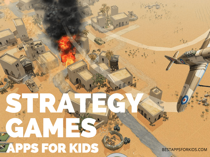 strategy apps for children