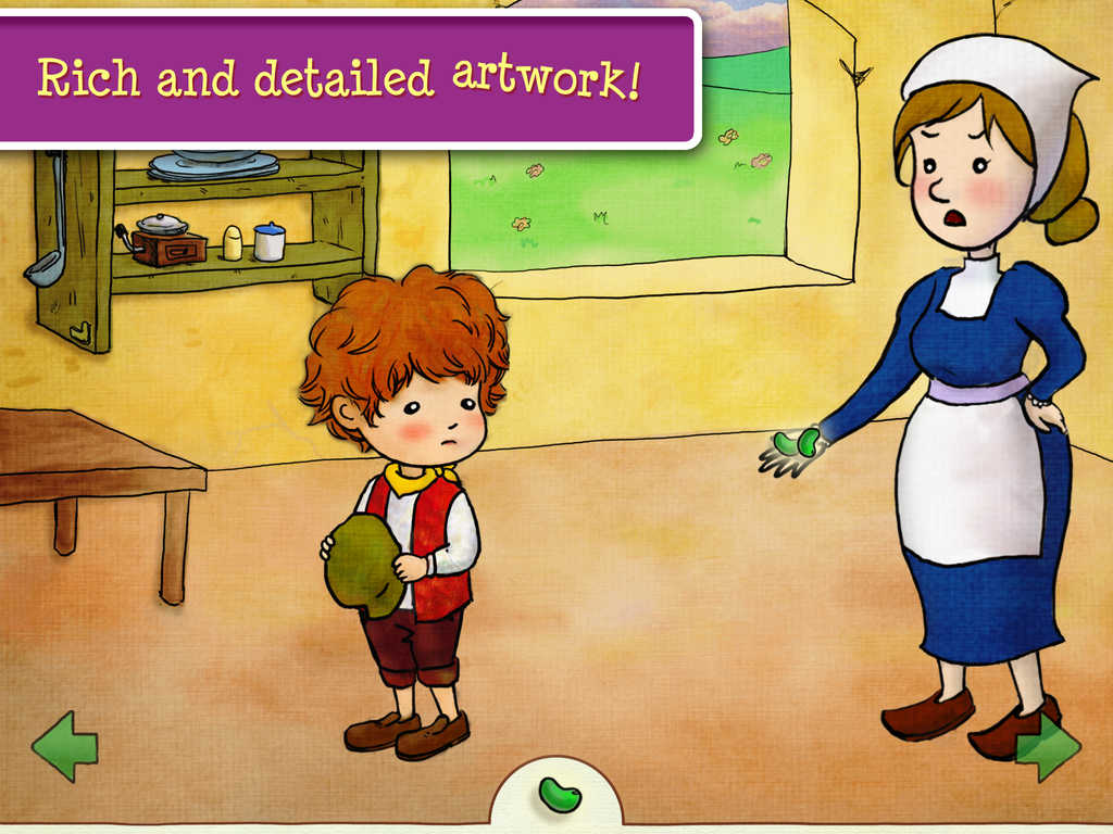 Free coloring pages for jack and the beanstalk - Check