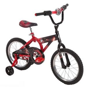 Huffy Star Wars Boys Bike with Training Wheels