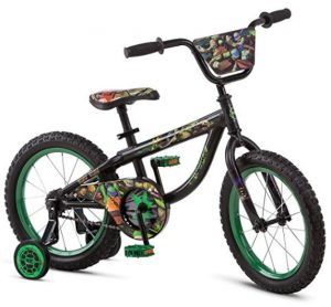 Teenage Mutant Ninja Turtles Boy's Bicycle
