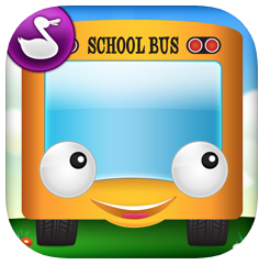 Wheels On The Bus by Duck Duck Moose