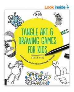 Tangle Art and Drawing Games