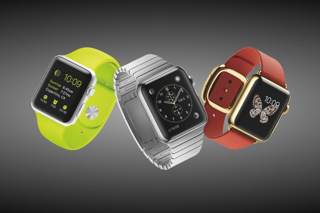 Apple Watch fathers day gift
