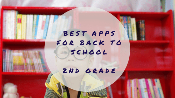 Best Apps for Back to School - 2nd Grade