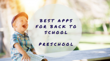 Best Apps for Back to School - Preschool