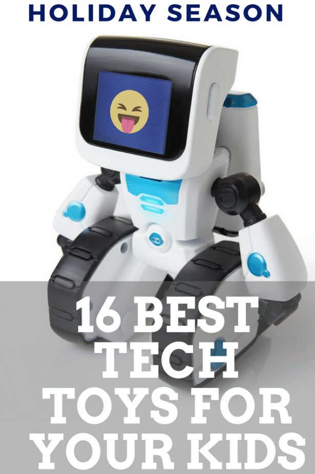 best tech toys for kids this christmas