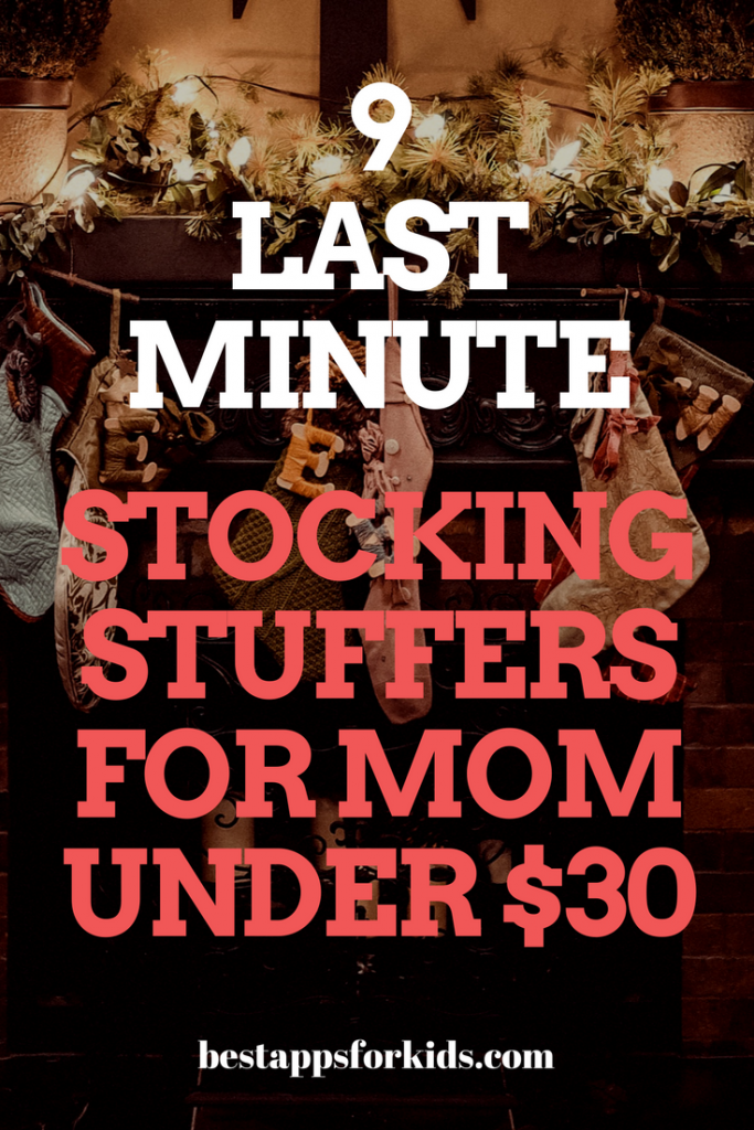 cheap stocking stuffers for mom