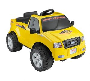 Fisher-Price Power Wheels Ford Lil' F150