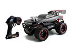 Jada Fast & Furious Dom's Dodge Charger RC Car