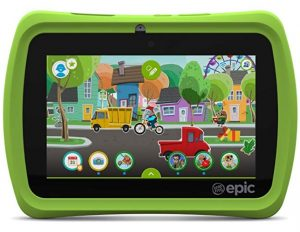 LeapFrog Epic 7-inch Android-based Kids Tablet