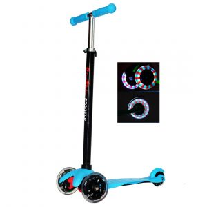 RIMABLE Kids 3 Wheel Adjustable