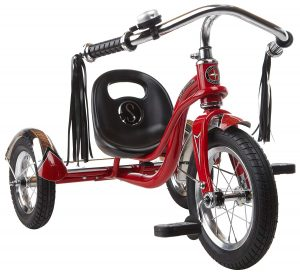 Schwinn Roadster Tricycle with Classic Bicycle Bell