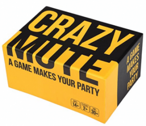 Card Game for Cool Party and Family Fun