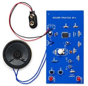 Elenco-Practical-Soldering-Project-Kit