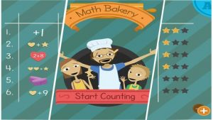 Math Bakery 1 and Math Bakery 2