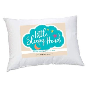 Toddler Pillow - Soft Hypoallergenic
