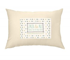 Zack & Ali Toddler Pillow
