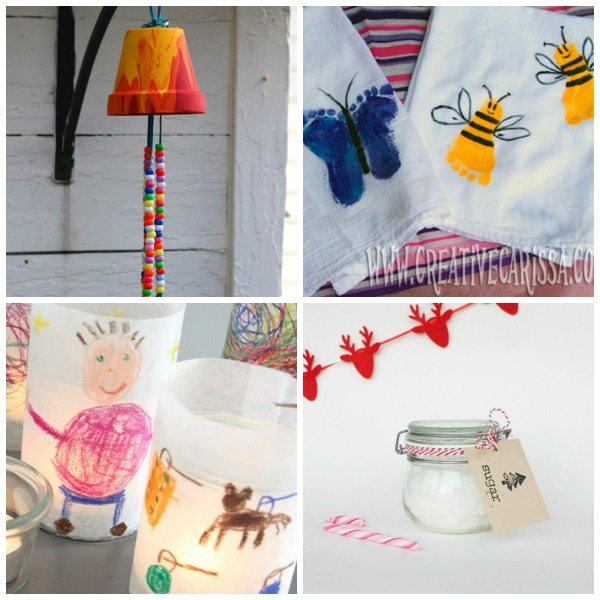 6. Gifts for Kids to Make