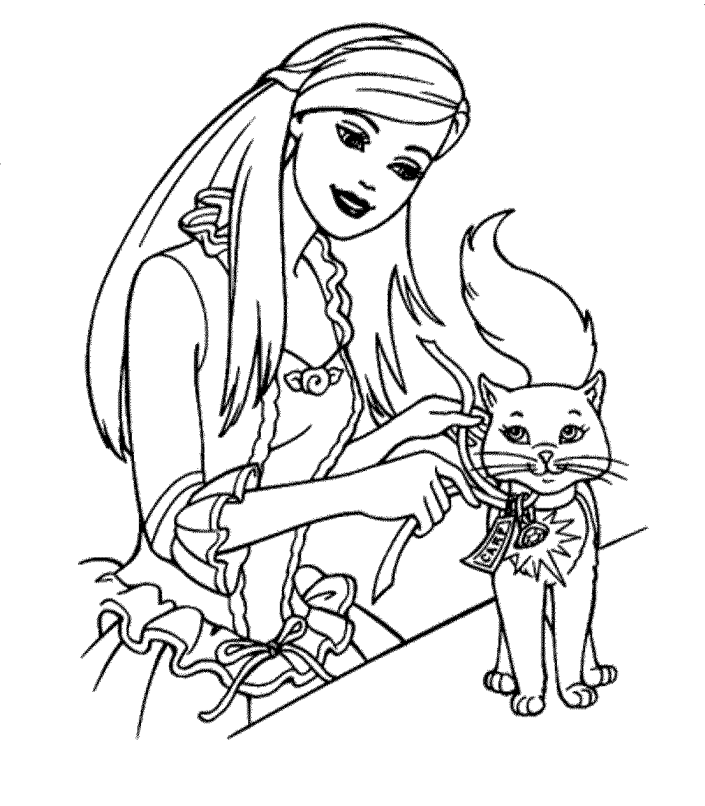 barbie-coloring-pages-free | | BestAppsForKids.com