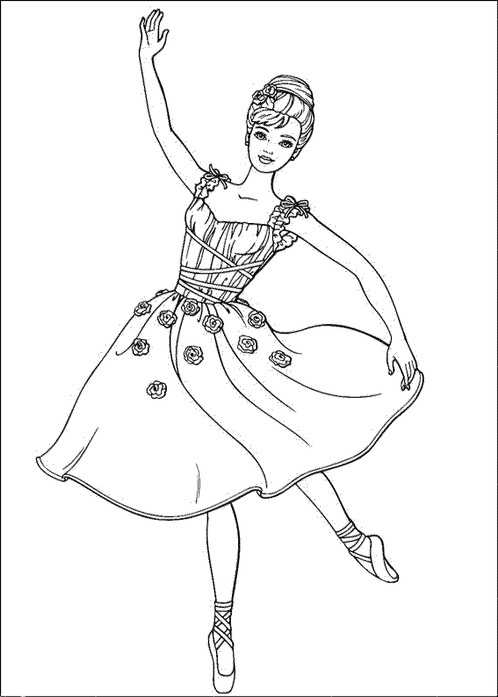 Barbie Coloring Pages App : Coloring pages barbie bestappsforkids