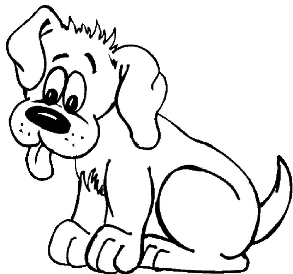 Employ Dog Coloring Pages for Your