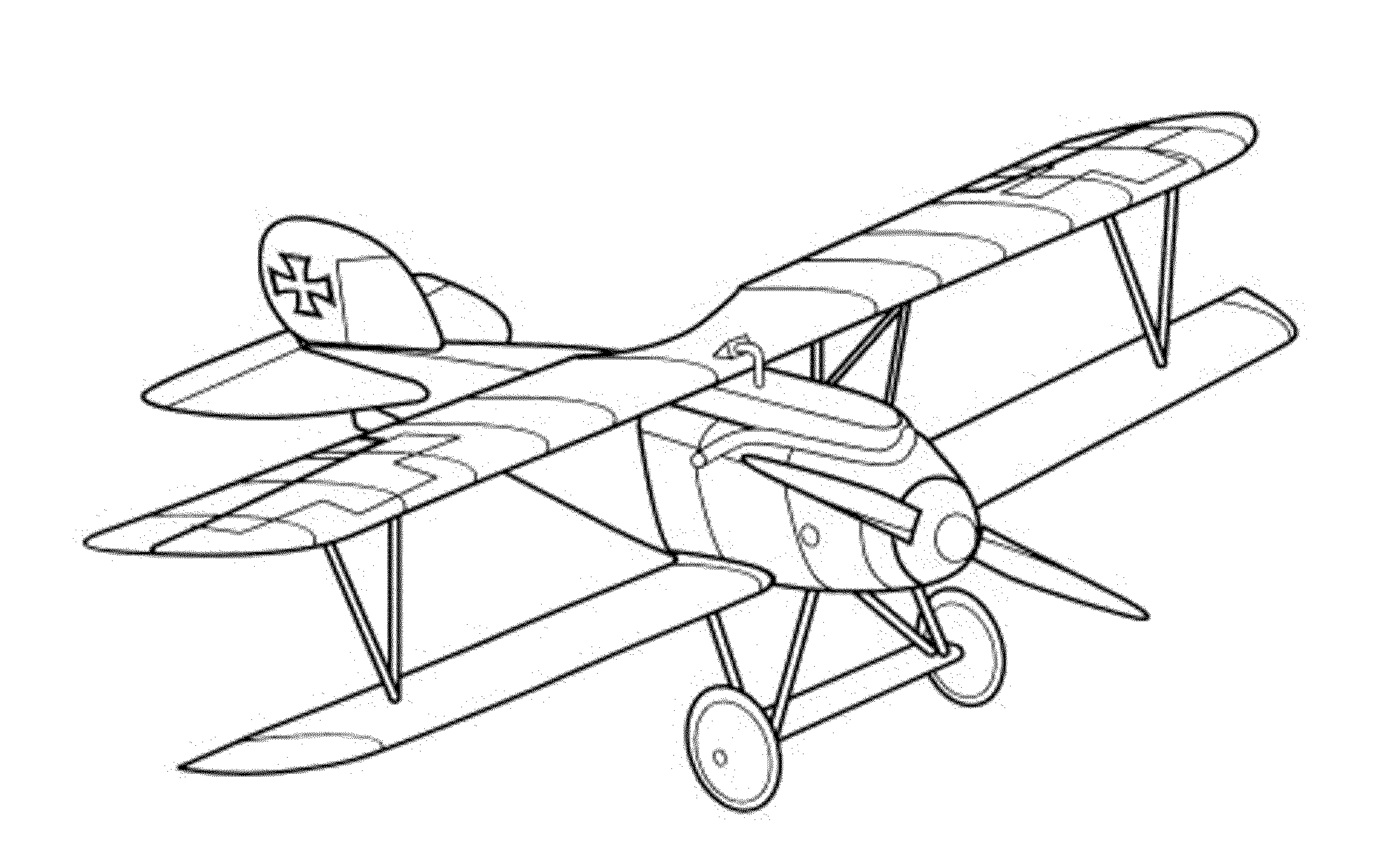 Print download the sophisticated transportation of for Airplane coloring page printable