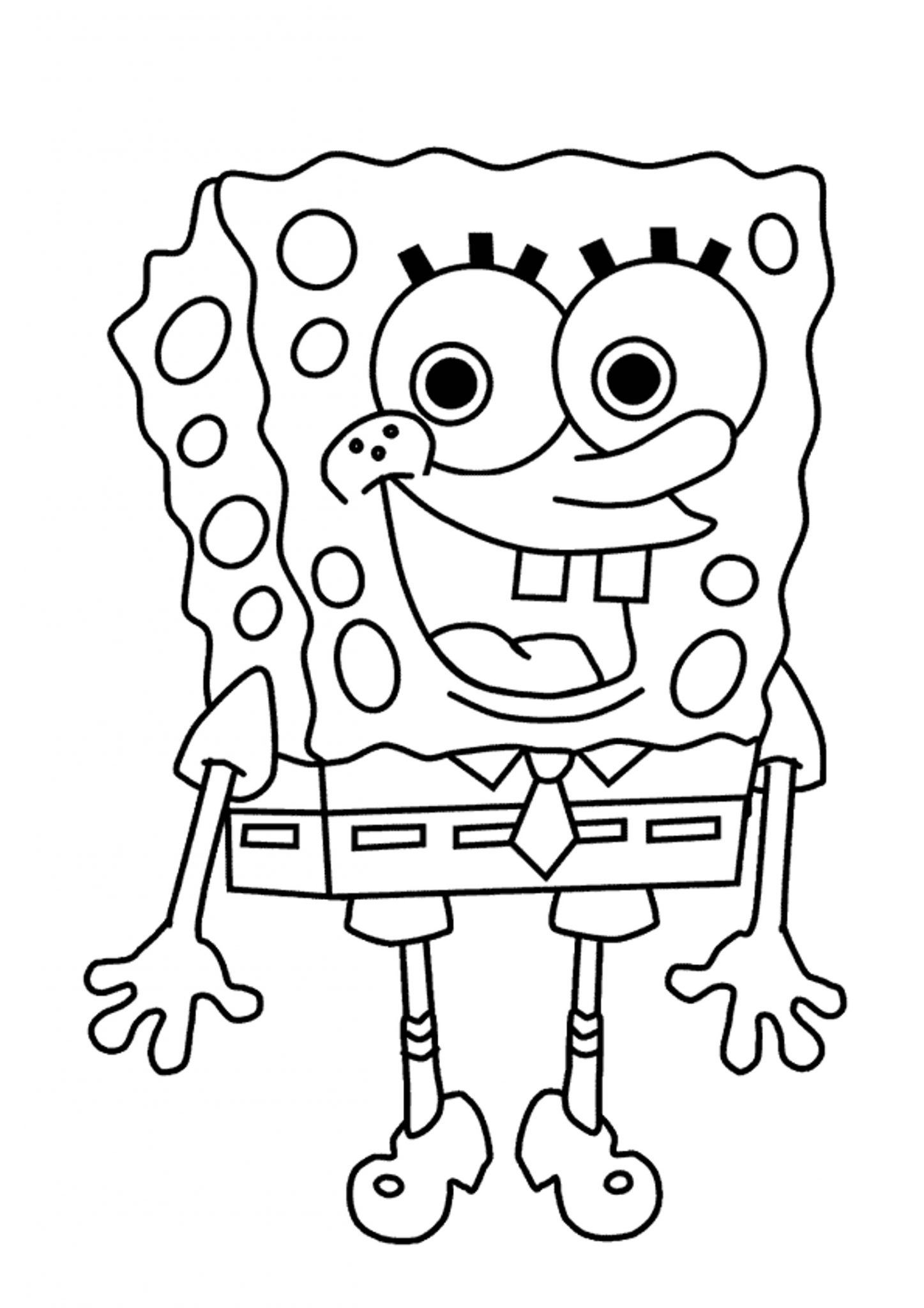 baby spongebob squarepants coloring pages eliolera com