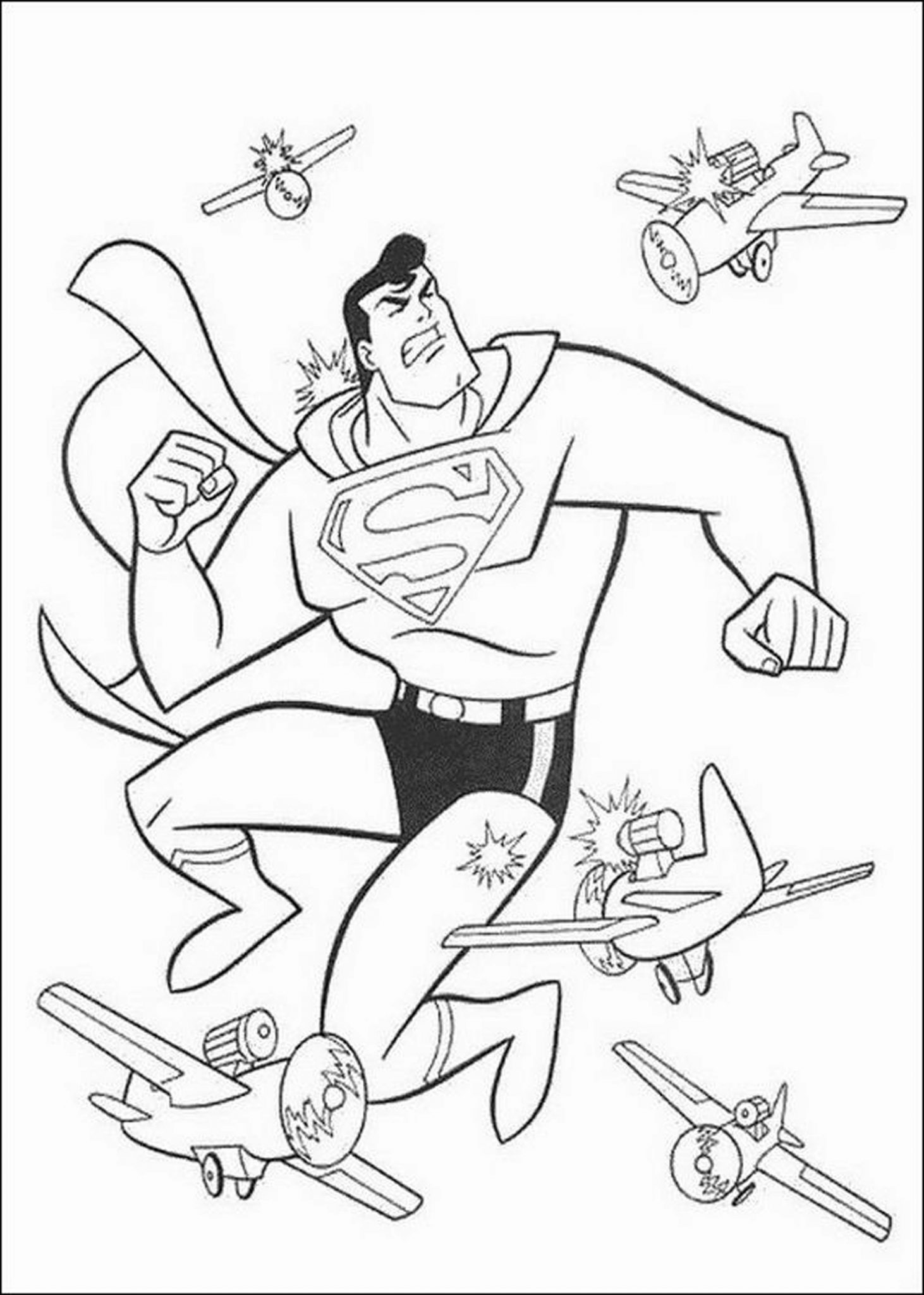 Coloring Pages for Boys & Training Shopping For Children ...