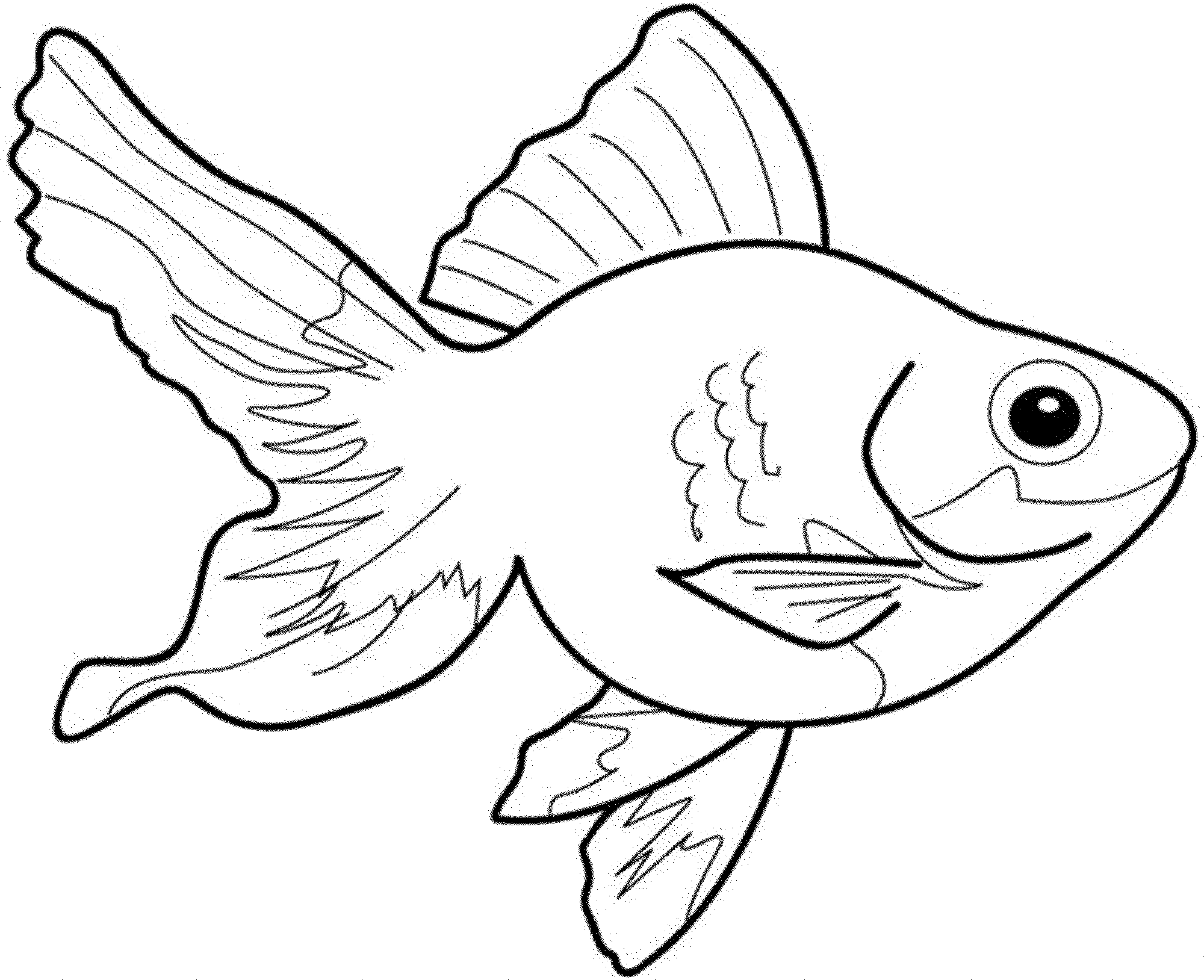bass-fish-coloring-pages | | BestAppsForKids.com