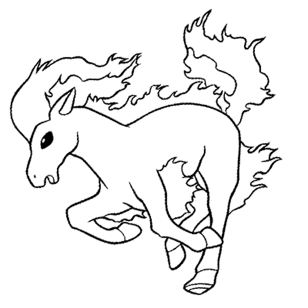 Print Download Pokemon Coloring Pages for Your Boys