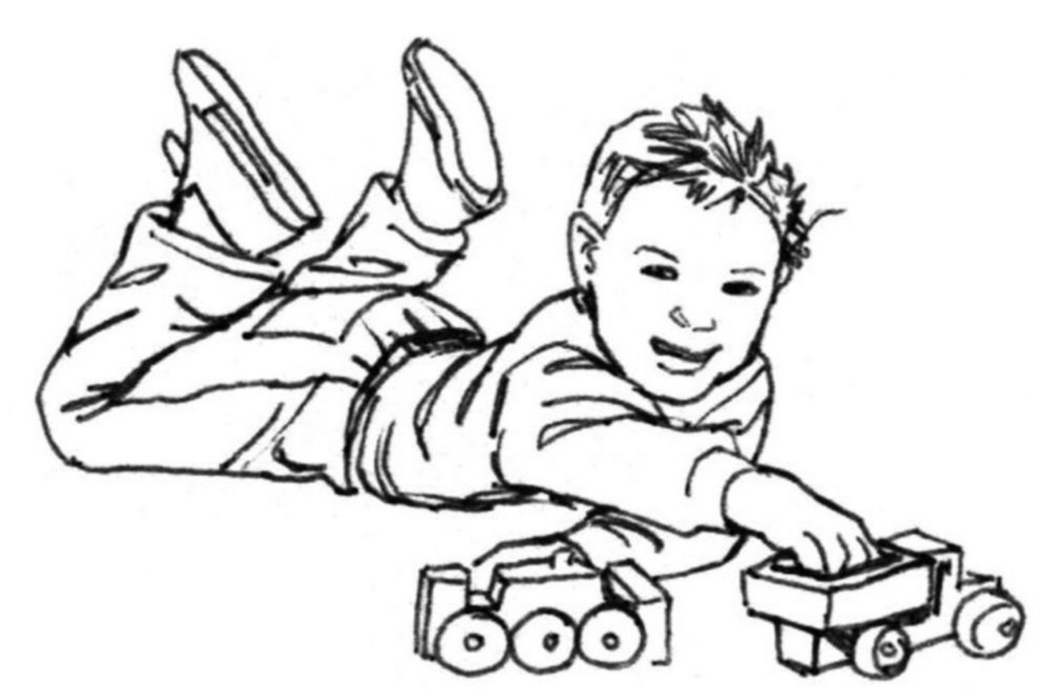 Coloring Pages Book For Kids Boys